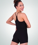 SoSOFT™ Demi Cami Y-Back Bike-A-Tard