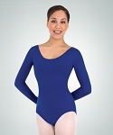 Classwear Long Sleeve Ballet Cut Leotard