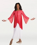 Angel Sleeve Tunic