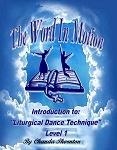 The Word In Motion: Adult Praise Dance for beginners